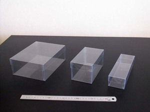 0.2~0.7mmのオーダーメイドプラスチックケース