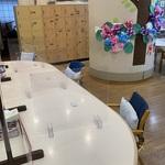 カウンターテーブル用飛沫拡散防止ボード