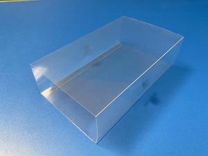 プラスチック製のスリーブ