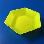 3Dプリンターによる6角トレイ